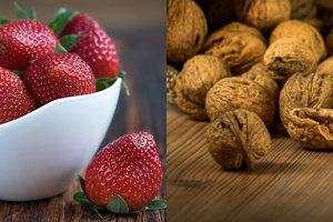 Украина может хорошо заработать на ягодах и орехах - МинАПК