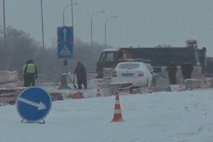 На трассе Одесса - Киев возобновили движение