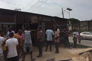 """В Нигерии из-за падения электрокабеля на крышу футбольного центра погибли 30 болельщиков """"Манчестер Юнайтед"""""""