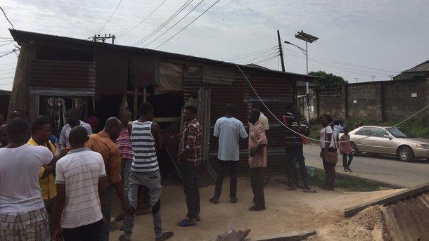 В Нигерии из-за падения электрокабеля на крышу футбольного центра погибли 30 болельщиков