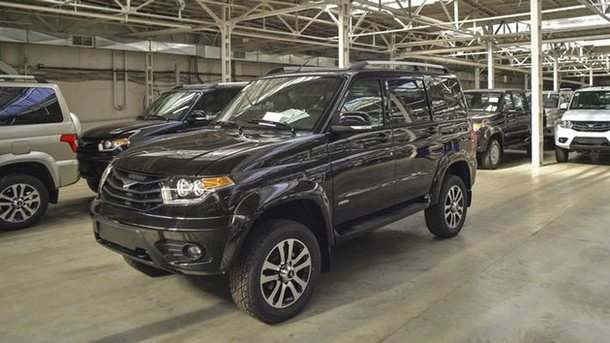 Украинцы активно скупают российские автомобили