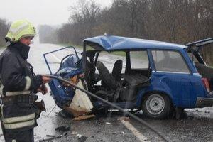 Страшное ДТП на трассе Харьков-Симферополь: погибли три человека