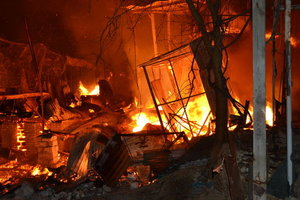 В Одесской области произошел смертельный пожар