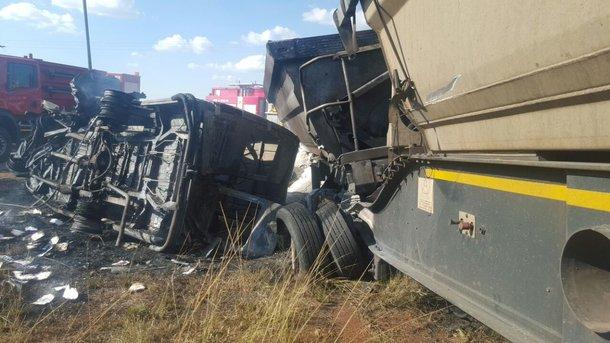 20 детей погибли в ДТП в Южной Африке