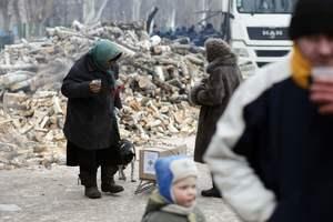 Боевики обстреляли Марьинку: ранен местный житель