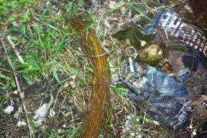 В Краматорске ребенок нашел на территории школы 14 гранат