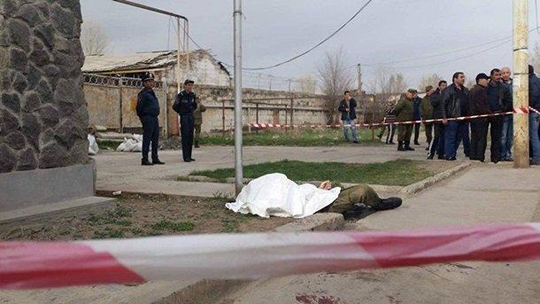 Впрокуратуре неподтвердили информацию онарушениях психики убийцы военного вАрмении