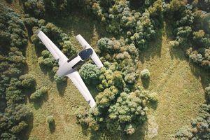 Видеофакт: первое испытание воздушного такси с вертикальным взлетом