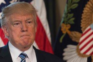 Трамп стал самым непопулярным лидером за 65 лет