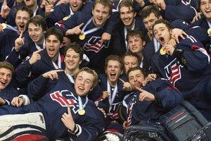 Сборная США в десятый раз стала чемпионом мира по хоккею