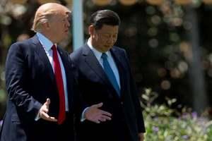 Лидер Китая обратился к Трампу из-за Северной Кореи