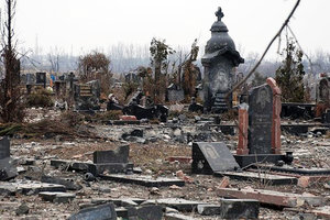 """Поминальные дни на Донбассе: кладбища под запретом и сотни новых могил """"Солдат №..."""""""