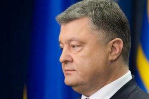Порошенко надеется, что будущий президент Франции поддержит Украину