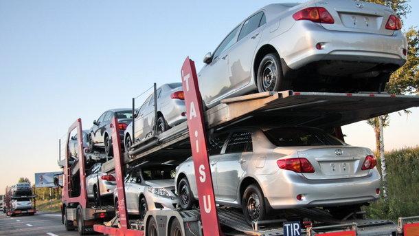 Импорт легковых машин в Украинское государство вырос на64%