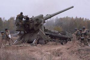 Боевики более часа обстреливали жилые кварталы Марьинки из минометов и БМП
