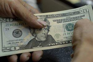 Курс доллара в Украине упал до минимума с начала года