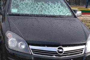 В столичном регионе на водителей нападают с ножом и удавкой