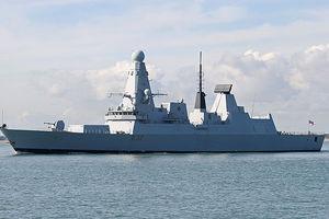 """В Черное море вошел британский эсминец-""""уничтожитель"""""""