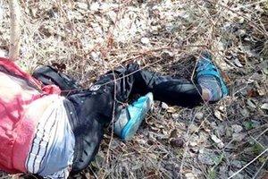 Во Львовской области возле трассы нашли тело женщины