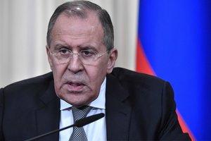 Лавров назвал главное условие для размещения миротворцев ООН на Донбассе