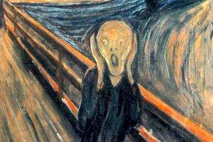 """Ученые выяснили, что вдохновило Мунка на создание картины """"Крик"""""""