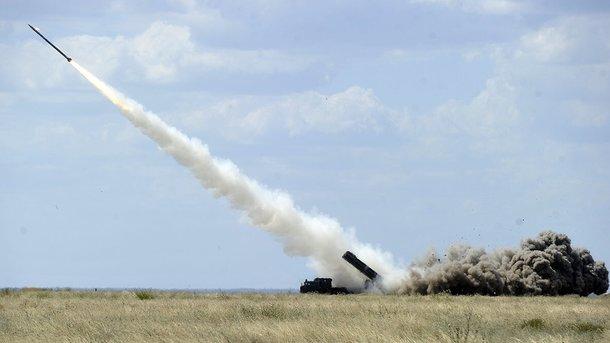 Вгосударстве Украина прошли успешные тестирования ракетного комплекса «Ольха»