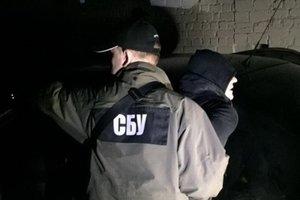Под Киевом поймали банду рэкетиров