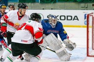 ЧМ по хоккею в Киеве: Корея одержала третью подряд победу