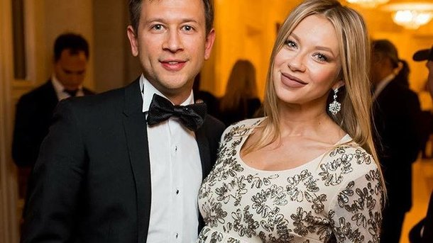 Дмитрий Ступка иПолина Логунова впервый раз стали родителями