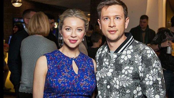 Дмитрий Ступка иПолина Логунова стали родителями
