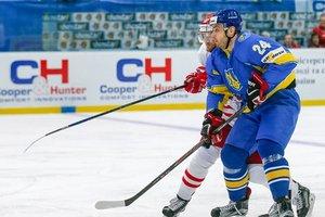 Сборная Украины проиграла третий подряд матч на чемпионате мира в Киеве
