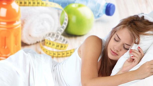 как похудеть во время болезни