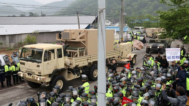 Южная Корея передала сроки полного развертывания американской системы противоракетной обороны