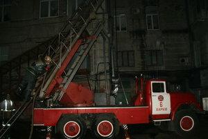 В Харькове горела квартира в девятиэтажке: погиб мужчина