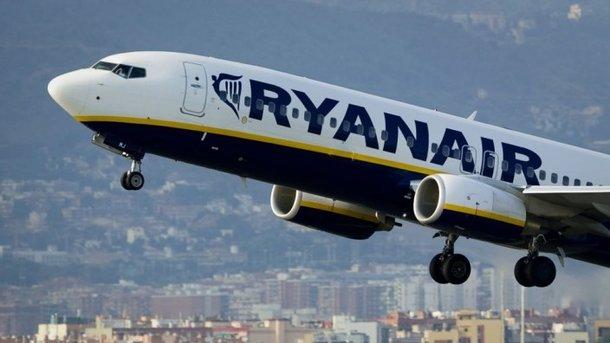 Борисполь договорился слоукостером Ryanair