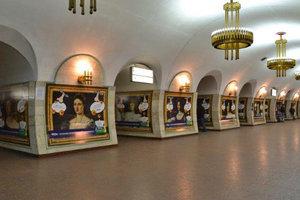 Полицейские проведут ночные учения на станции метро перед Евровидением