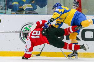 Украина проиграла Казахстану на ЧМ по хоккею и потерла шансы остаться в Дивизионе 1А