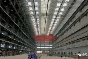 Китай строит крупнейший в мире завод подводных лодок