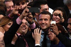 Франция выбирает президента, а в Венесуэле набирает обороты революция: итоги недели в мире