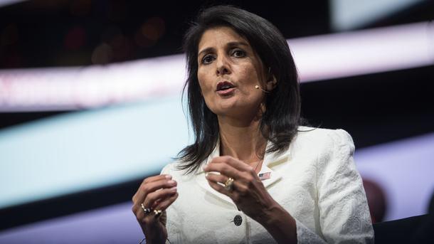 СБООН нужно надавить наРФ всирийском вопросе— Постпред США