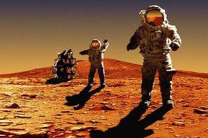 Марс планируют сделать пригодным для жизни
