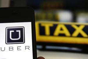 В Uber рассказали, когда запустят летающие такси