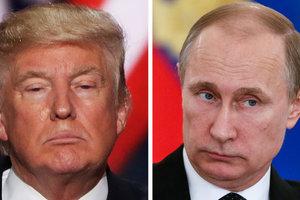 Американский политолог назвал цель встречи Трампа с Путиным