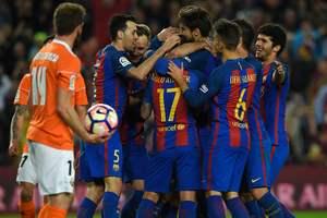Каталонское дерби и другие матчи 35-го тура чемпионата Испании