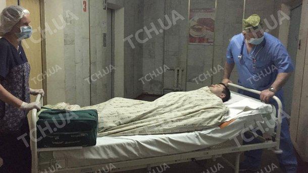 Стали известны детали операции Насирова