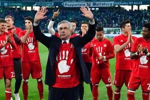 Карло Анчелотти - первый тренер, выигравший четыре разных топ-чемпионата Европы