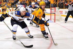Плей-офф НХЛ: результаты матчей понедельника