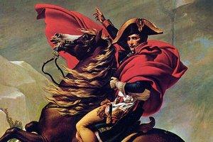 В Великобритании нашли потерянное копыто коня Наполеона