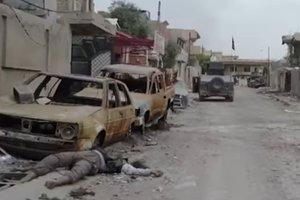 Штурм Мосула: жуткое видео разрушенного города (18+)