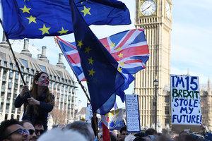 """""""Брексит"""": как Великобритания будет выходить из ЕС"""